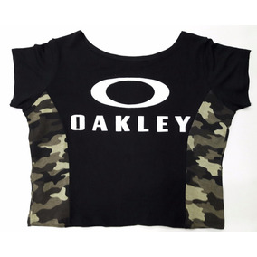 Blusa Oakley Blusinhas Manginha