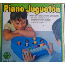 Piano Jugueton Lili Ledy La Casita Del Arbol