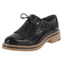 Flat Zapato Moderno Oxford Dama Mujer Calzado Dorothy Gaynor