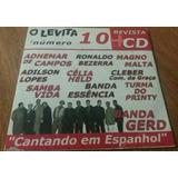Cd Revista O Levita Volume 10 - Raro Gospel Banda Gerd
