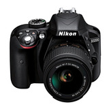 Camara Nikon D3300 Af-p Dx 18-55mm A Pedido!