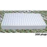 Charola Germinadora De Unicel 200 Cavidades