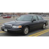 Manual Taller Ford Crown Victoria / Mercury Grand Marquis