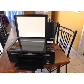 Impresora Multifuncional Marca Epson Stylus Tx120