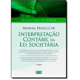 Manual Prático De Interpretação Contábil Da Lei Societá