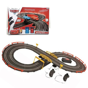 Pista Racing Cars 2 Autos Disney Ditoys Electricos Niño