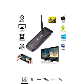 Video Wifi Dongle Wecast Smart Tv Miracast Airplay