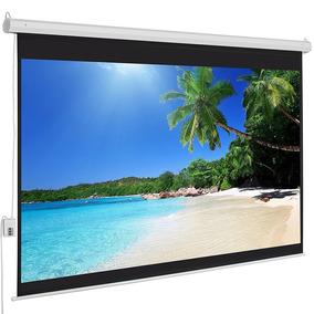 Pantalla Eléctrica 120p Proyector Video Beam Control