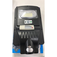 Kit 3 Luminaria Solar De Alto Desempenho Com Controle Remoto