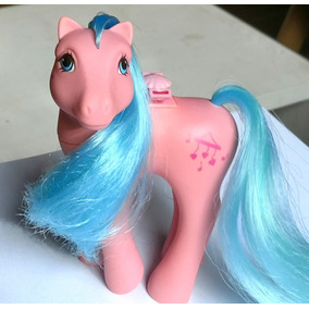 A14 Mi Pequeño Pony G1 Flutter Wingsong. Muy Dificil!!
