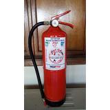 Vendo Extintores Pqs 10 Libras Listos Para Su Uso.
