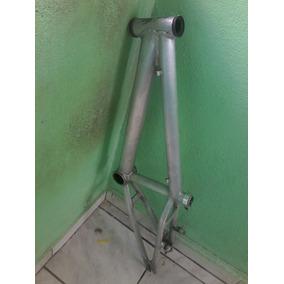 Quadro De Bicicleta Bmx,usado Apenas Uma Vez