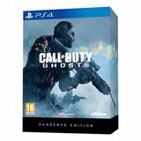 Call Of Duty Ghosts Hardened Ps4 Season Pass Nuevo Jgames