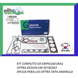 Empacadura Optra Desing Gm 93742703 Parts-mall Kit Completo