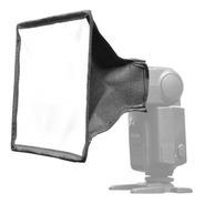 Difusor Para Flash Nikon Canon Sony 15 X 17cm Mini Softbox
