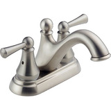 Delta Faucet 25999lf-ss Haywood Two Handle Center-set Lavato