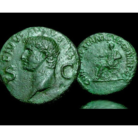 Caligula 37-41 Dc Ae Dupondius