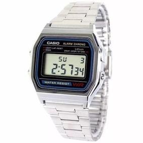 ea554e75dfa Relogio Casio Vintage A158 Original - Relógios no Mercado Livre Brasil