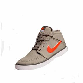 Botitas Nike Suketo Mid Sued - Zapatillas Urbanas Hombre