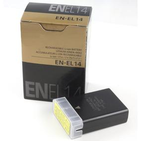 Bateria Nikon En-el14 D3100 D3200 D3300 D5200 D5100, D5300