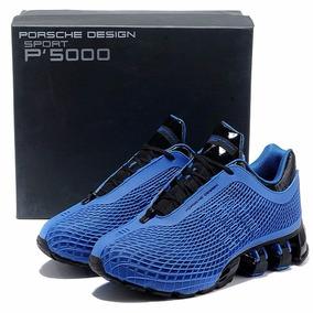 Tênis adidas Porshe Design P5000 Bounce Drive Original Azul