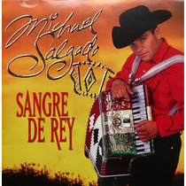 Cd Michael Salgado Sangre De Rey