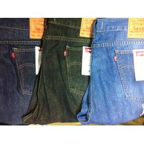 Jean Levis Moda Focalizado Talla Americana Grande 46 48 Azul