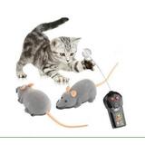 Ratón Inalámbrico Para Gatos