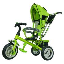 Triciclo 3 En 1 Skippy Color Rosado Verde O Azul