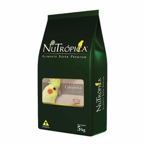 Nutrópica Calopsita Natural 5 Kg- Frete Grátis!