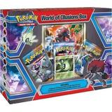 Pokemon Jogo De Cartas Mundo De Ilusões Caixa De Edição E