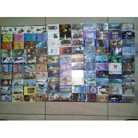 Cartão Telefônico - Pack Com Mais De 400 Unidades