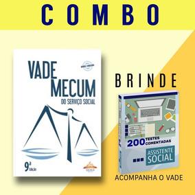 Combo Vade Mecum Serviço Social + Brinde Especial