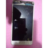 Celular Samsung G850m Nao Funciona Tela Quebrada