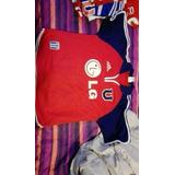 Camiseta 2001 2002 Recambio U De Chile