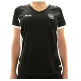 Camisa Botafogo Fila Feminina Of.2 2011 Original N°10