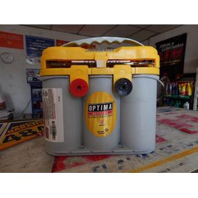 Batería Gel Optima Amarilla 34/78 Envío Gratis Todo El Pais