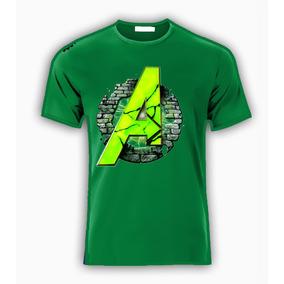 Playera Personalizada Hulk Avengers Fiesta!!!