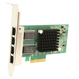Io Crest 4 Puertos Gigabit Ethernet Intel I350-am4 Chipset T