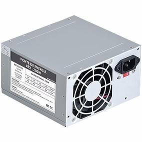 Melhor Preço Fonte Atx 450w Nominal 200w Real Computador Pc