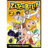 Dvd Zatch Bell - Vol. 3 - O Invencível Folgore