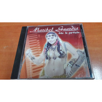 Maribel Guardia , Me La Partiste, Cd Album Del Año 2004