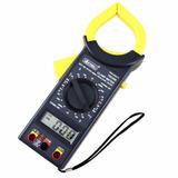 Tester Multimetro Digital Amperimetrica Pinza Uyustools 266