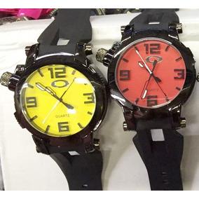 1ffa5809271 Relógio Masculino Oakley Modelo Novo Promoção Gearbox +caixa
