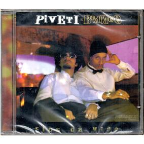 Cd Piveti & Branco - Elos Da Vida - Paradoxx Music - Novo!!!