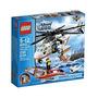 Juguete Helicóptero Del Guardacostas De Lego