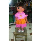 Muñeca Dora La Exploradora 1.30 Metros
