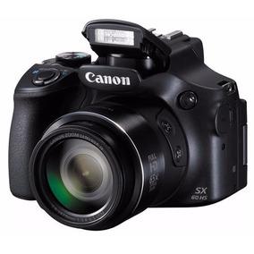 Camara Canon Sx60 Hs Powershot 16mp 65x Zoom Wifi Full Hd