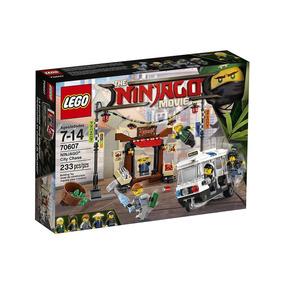 Lego Ninjago - Perseguição Na Cidade - 233