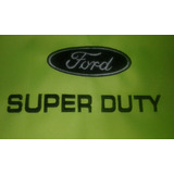 Forros De Asientos Impermeables Para Ford Super Duty 2ptas